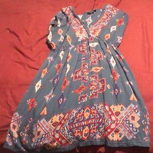 Low cut dress/shirt